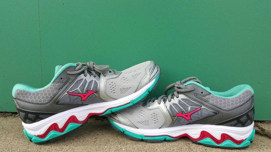 Mizuno Wave Horizon - Medial Side