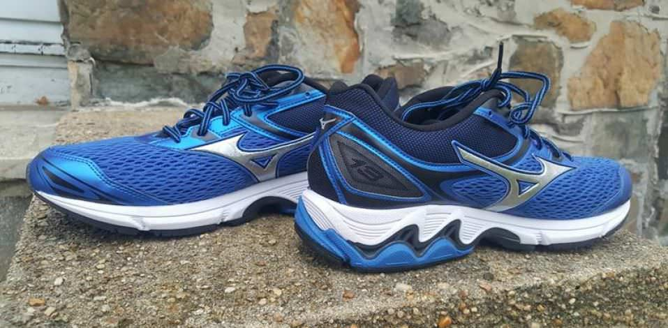 Mizuno Wave Inspire 13 - Lateral