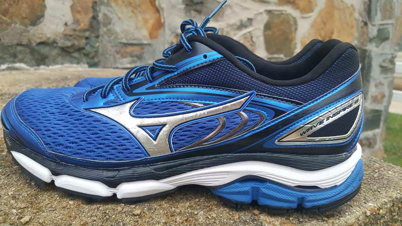 mizuno wave inspire 2 review