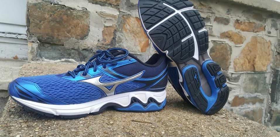 Mizuno Wave Inspire 13 - Sole