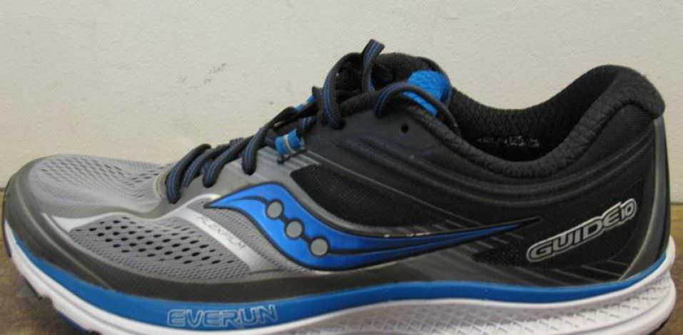 Saucony Guide 10 - Lateral Side