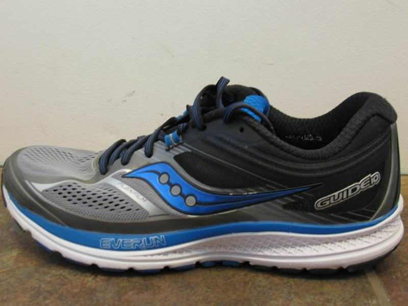 Saucony Guide 10 Review | Running Shoes