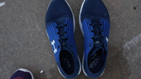 sports shoes 222e9 a87f1 Under Armour SpeedForm Gemini 3 Review | Running Shoes Guru