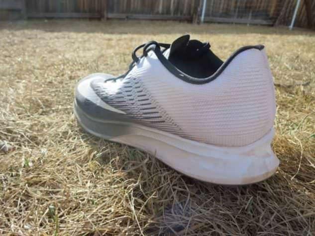 Nike Zoom Elite 9 - Heel