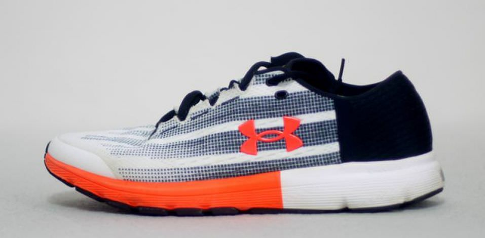 Under Armour Velociti - Lateral Side