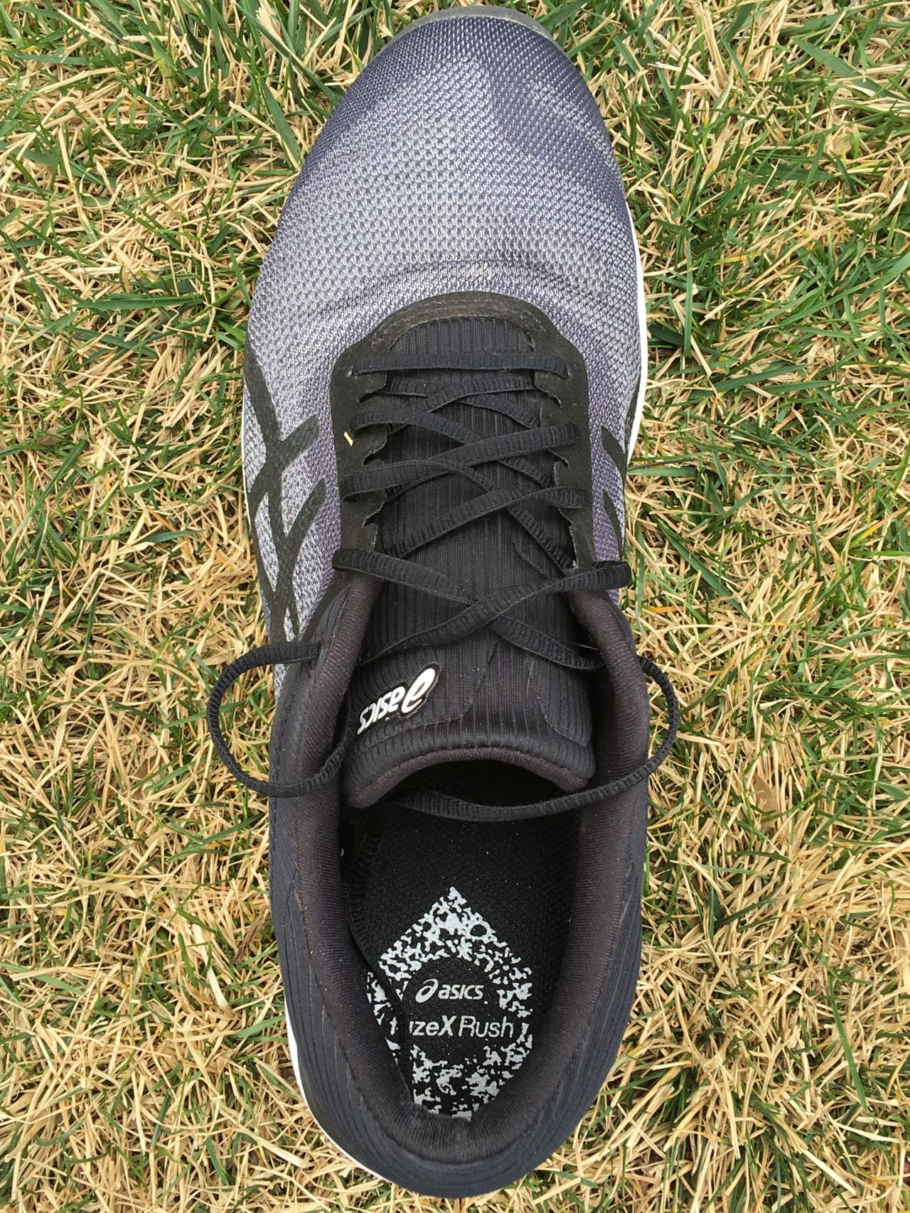 Asics FuzeX™ Rush Review | Running Shoes Guru