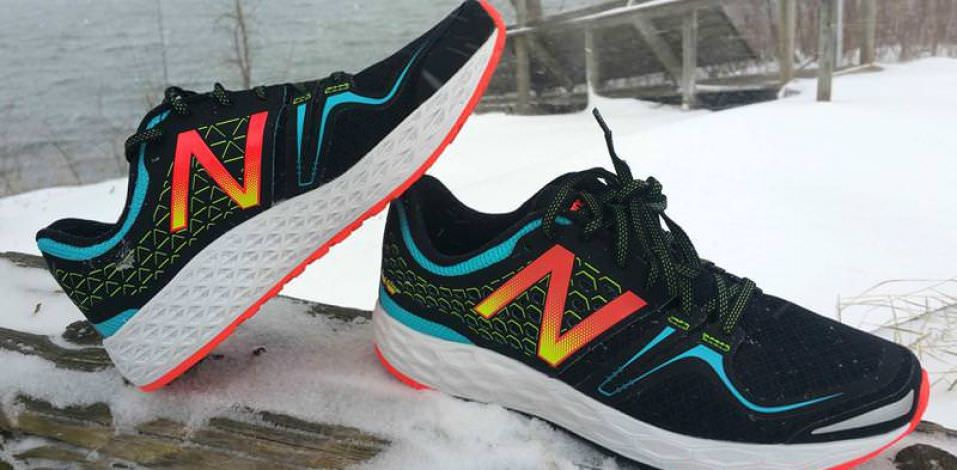 New Balance Fresh Foam Vongo - Lateral Side