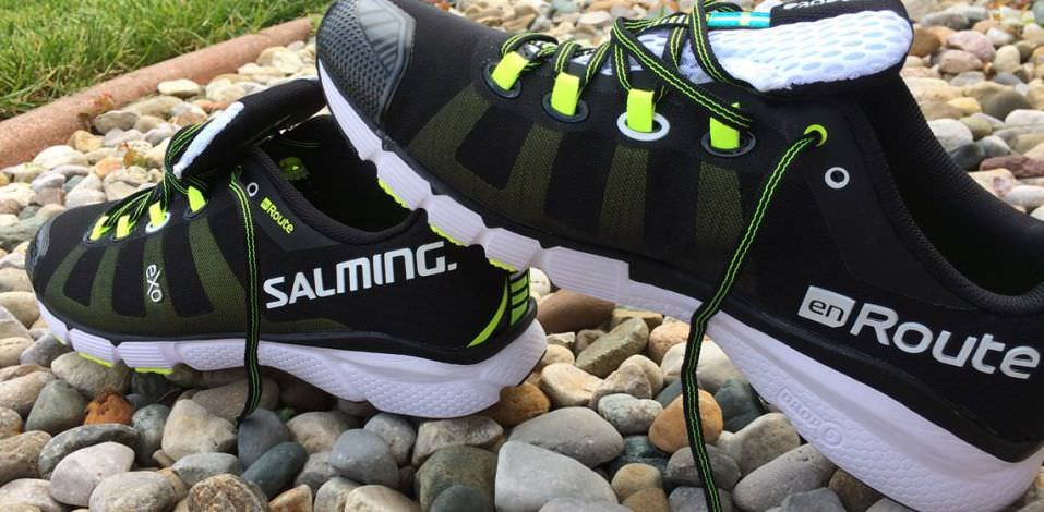 Salming enRoute - Medial Side