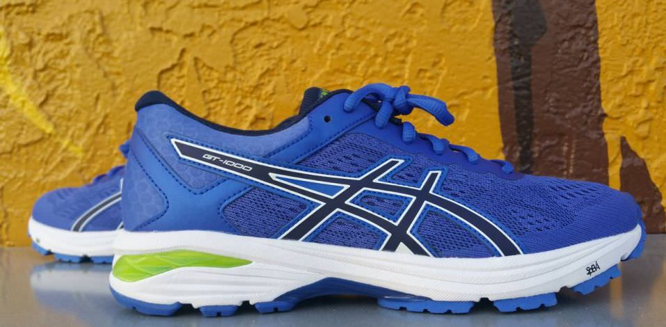 Asics GT-1000 6 - Medial Side