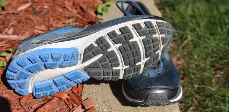 Brooks Ghost 10 - Sole