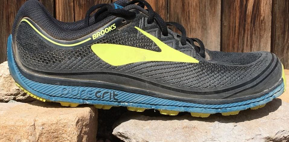 Brooks PureGrit 6 - Lateral Side