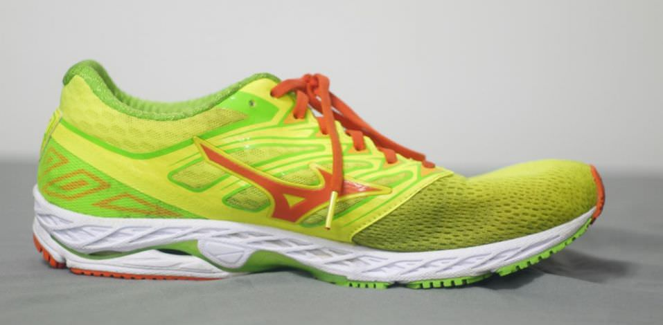 Mizuno Wave Shadow - Medial Side