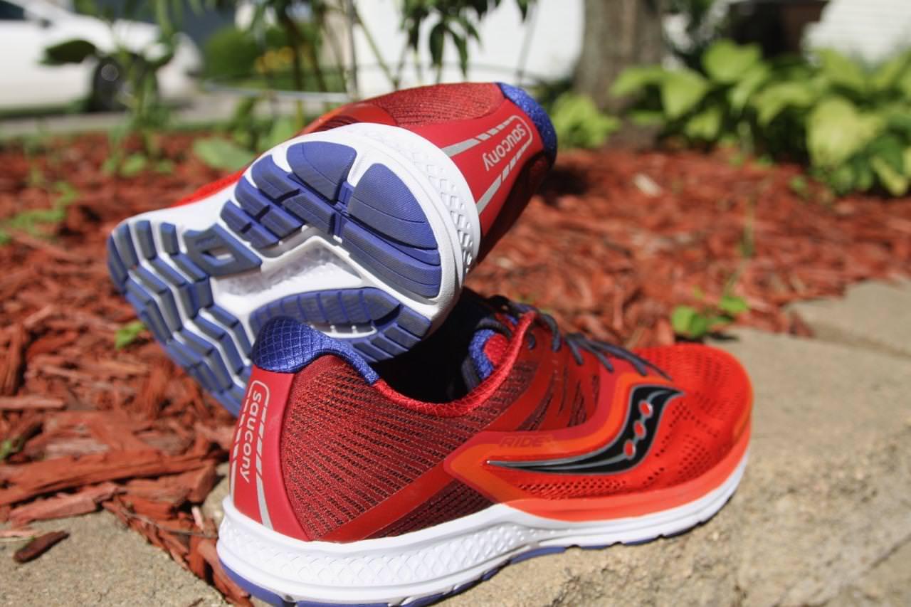 Saucony Ride 10 Review   Running Shoes Guru