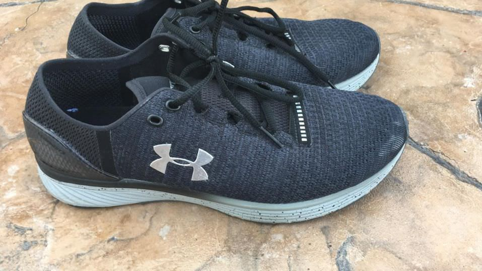 Under Armour Charged Bandit 3 - Lateral Side