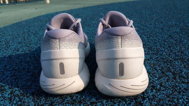 Nike Lunarglide 9 - Heel