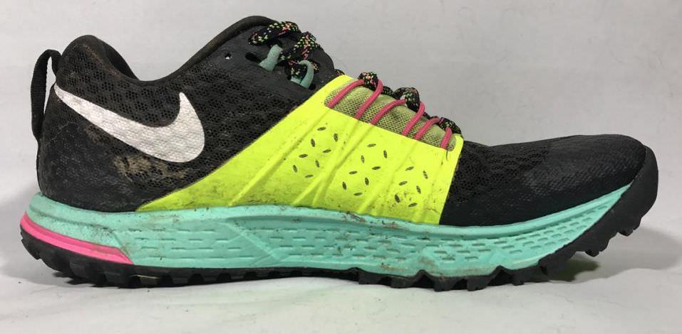 Nike Wildhorse 4 - Medial Side