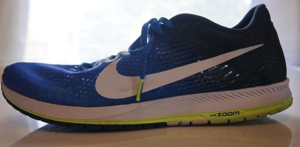 Nike Zoom Streak 6 - Medial Side