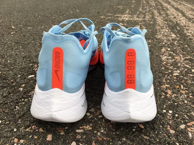 Nike Zoom Vaporfly 4% - Heel