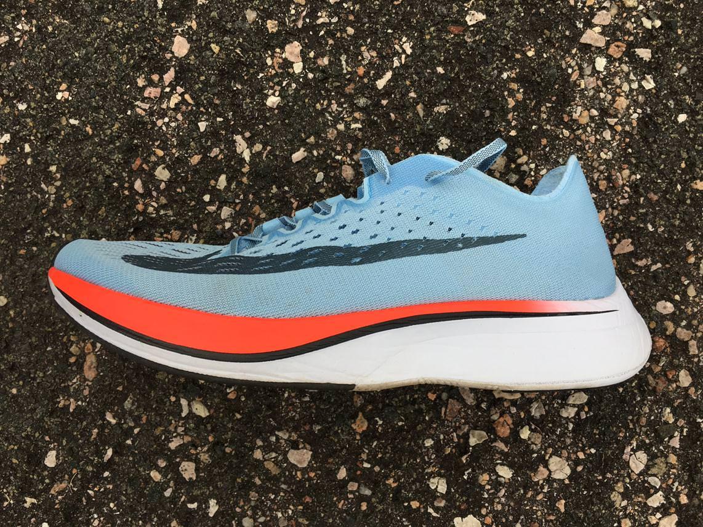 alondra oler Disminución  Nike Zoom Vaporfly 4% | Running Shoes Guru