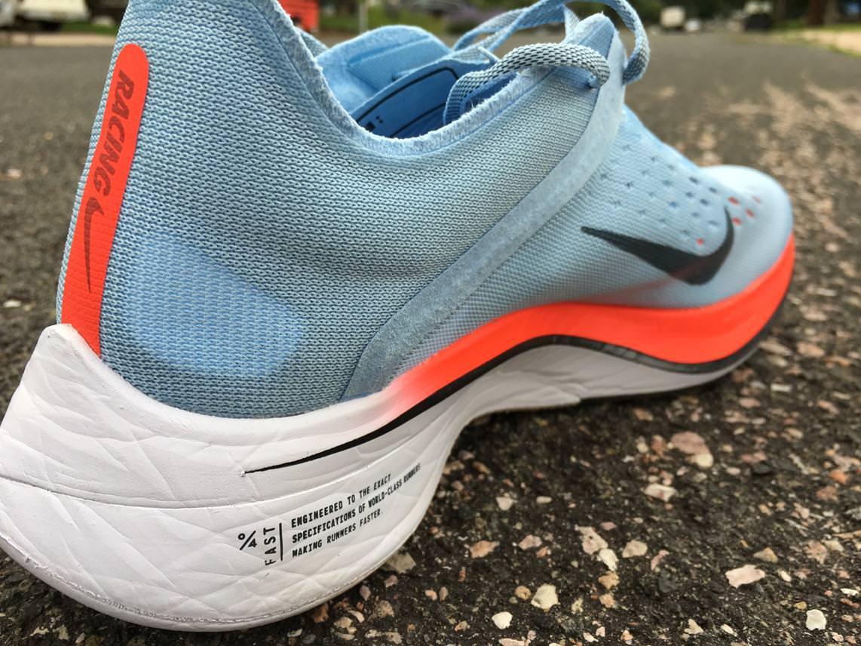 tenaz Muslo dignidad  Nike Zoom Vaporfly 4% | Running Shoes Guru