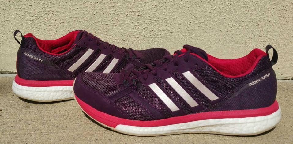 Adidas Adizero Tempo 9 - Lateral Side