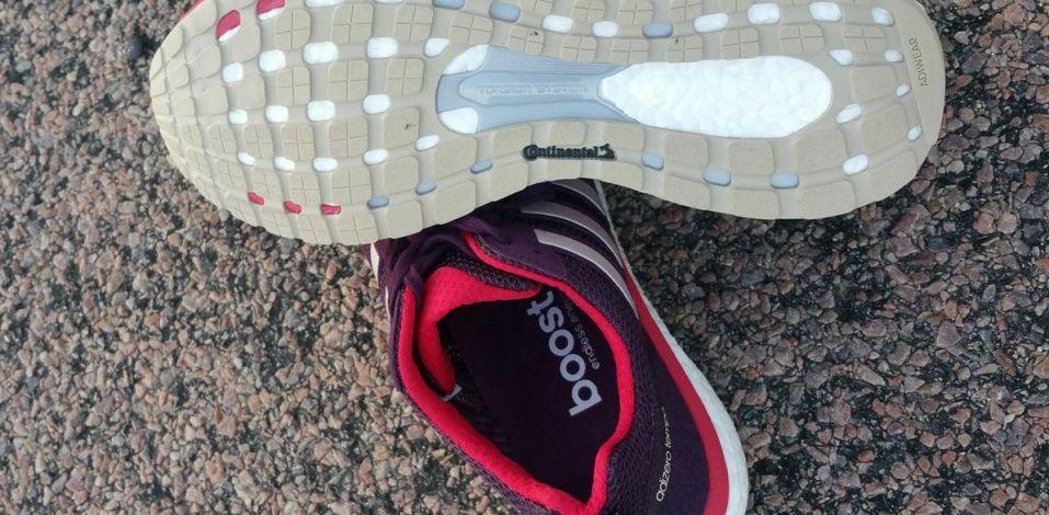 Adidas Adizero Tempo 9 - Sole