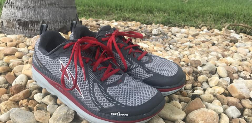 Altra Paradigm 3.0 - Lateral Side