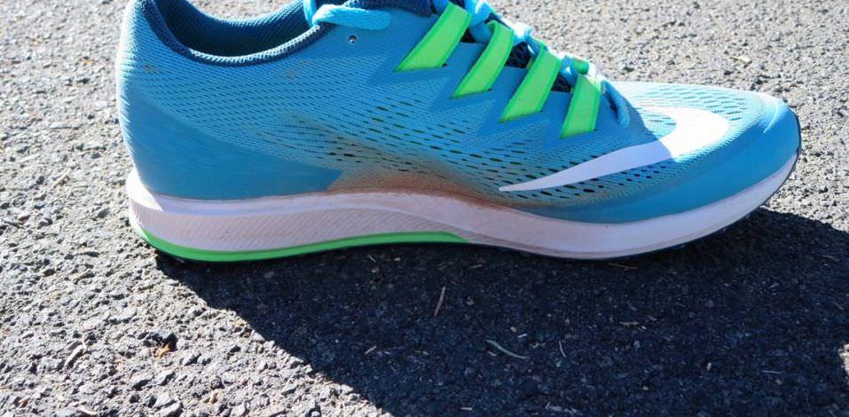 Nike Speed Rival 6 - Medial Side
