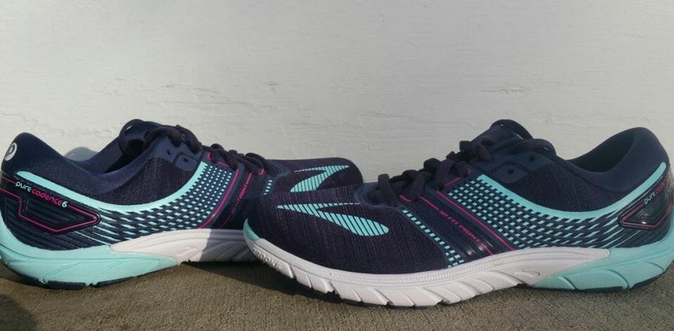 Brooks Pure Cadence 6 - Lateral Side