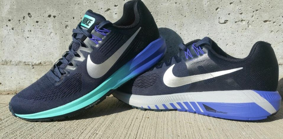 Nike Zoom Structure 21 - Lateral Side