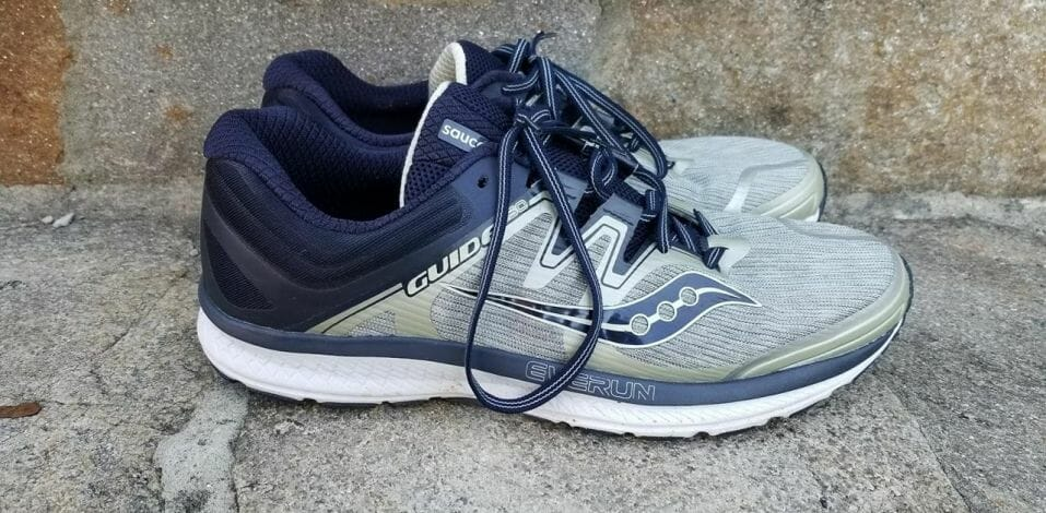 Saucony Guide ISO - Lateral Side