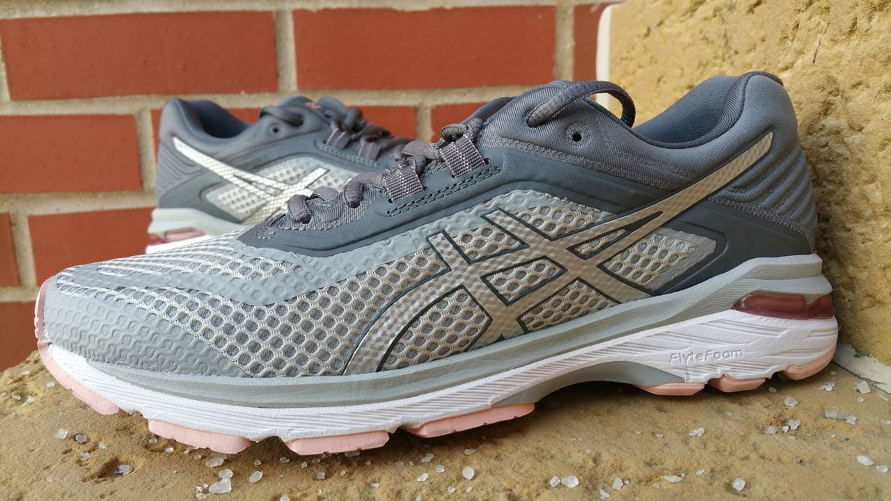Asics GT 2000 6 - Lateral Side