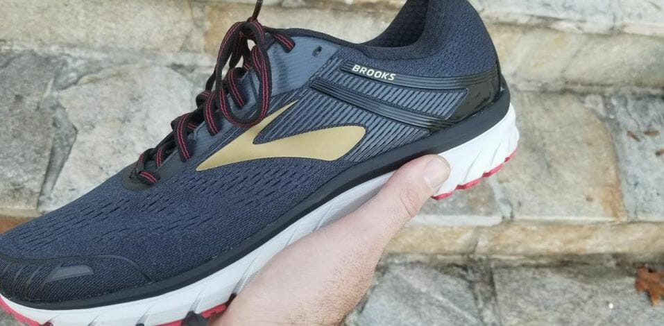 Brooks Adrenaline GTS 18 - Lateral Side