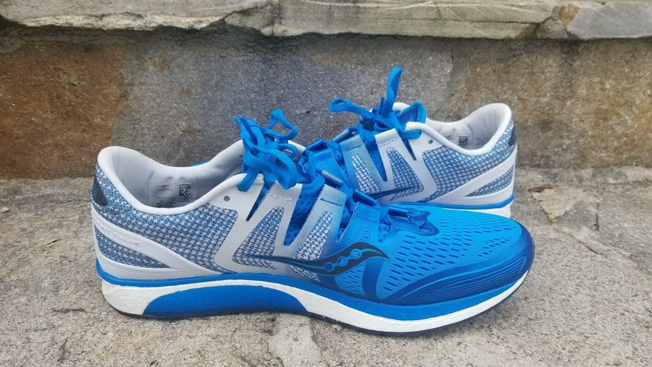 Saucony Liberty ISO - Medial Side