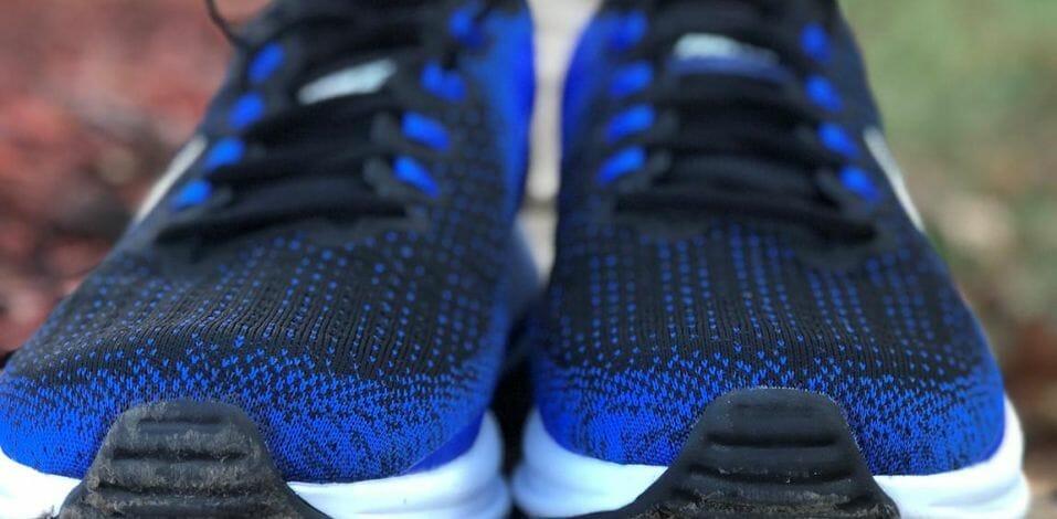 Nike Zoom Vomero 13 - Toe