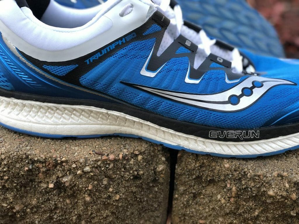 Saucony Triumph ISO 4 - Medial Side