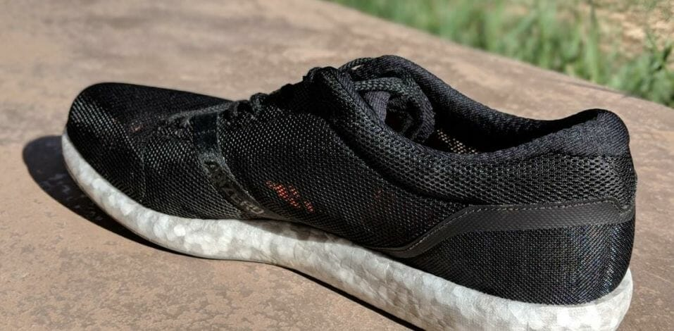 Adidas Adizero Sub 2 - Medial Side
