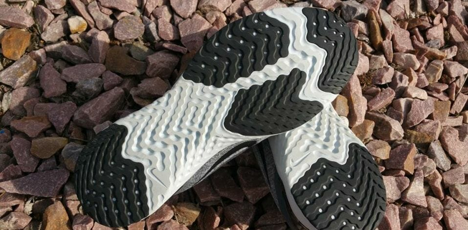 Nike Odyssey React - Sole