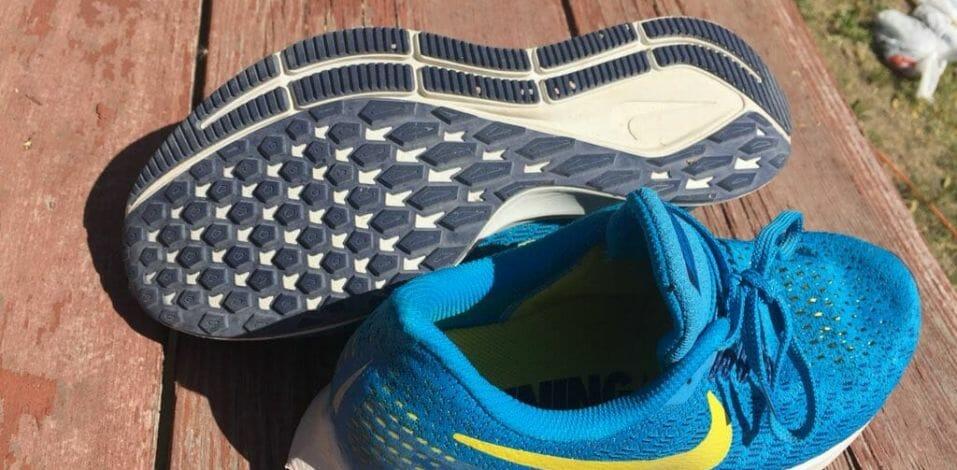 Nike Zoom Pegasus 35 - Sole