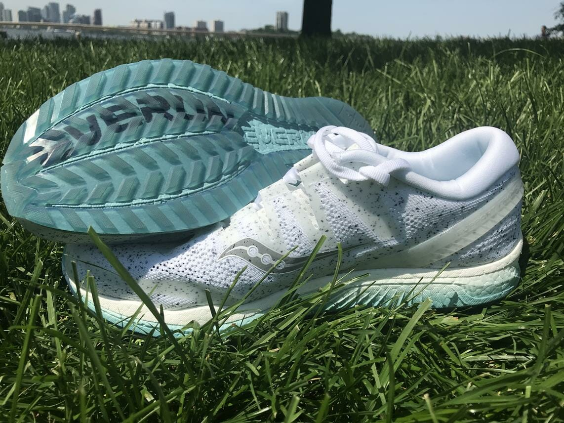 Saucony Freedom ISO 2 - Medial Side
