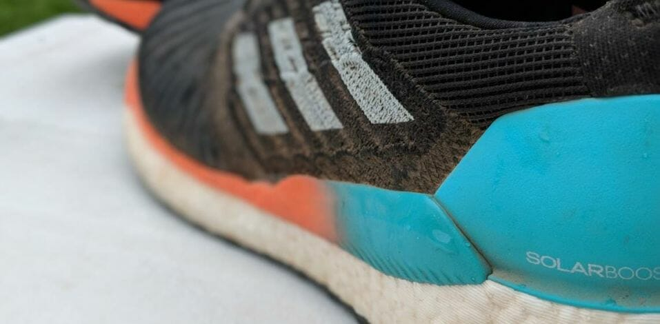 Adidas Solarboost - Lateral Side