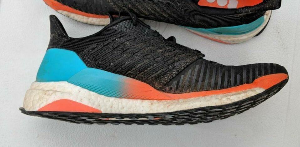 Adidas Solarboost - Medial Side