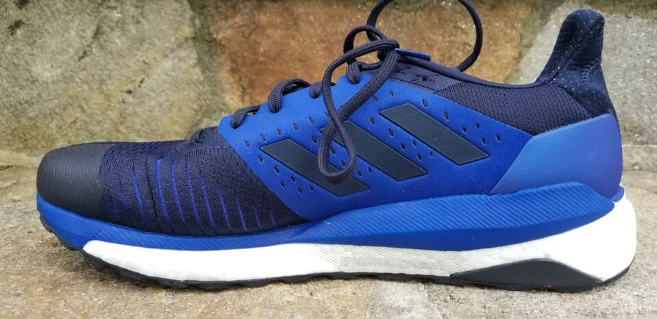 Adidas Solarglide ST - Medial Side