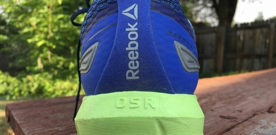 Reebok Harmony Road 2 - Heel