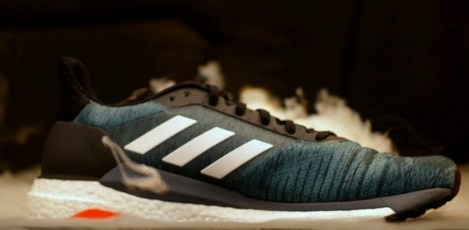 Adidas SolarGlide - Medial Side