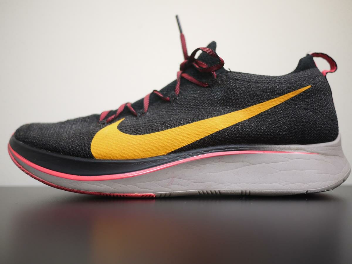 Nike Zoom Fly Flyknit - Medial Side