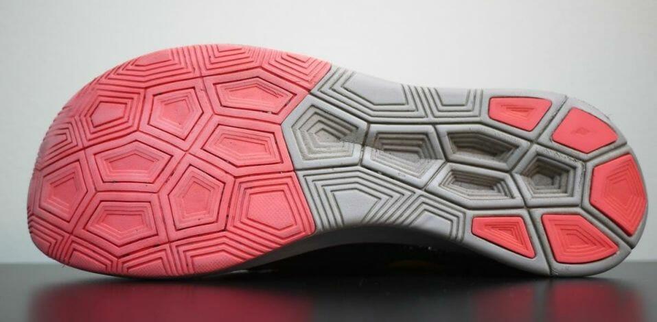 Nike Zoom Fly Flyknit - Sole