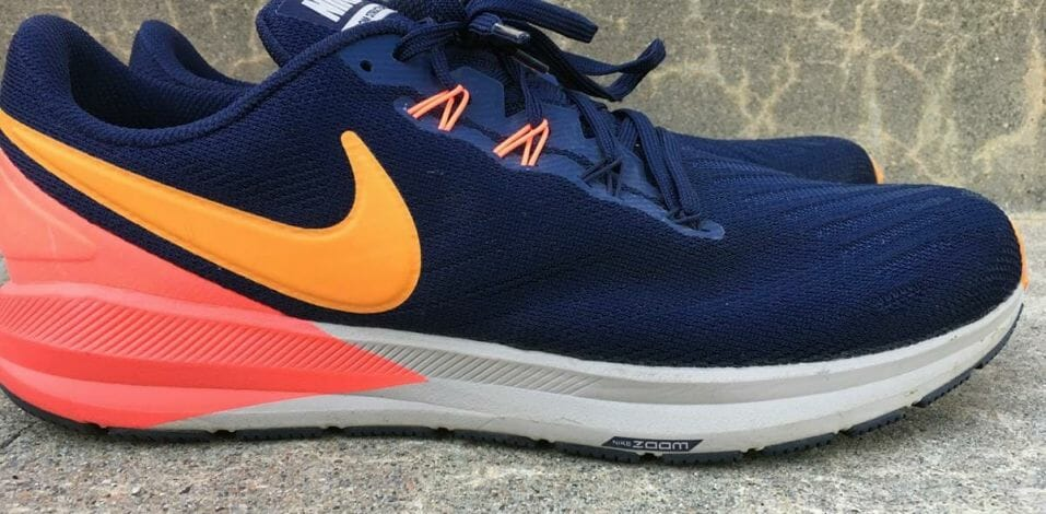 Nike Zoom Structure 22 - Lateral Side