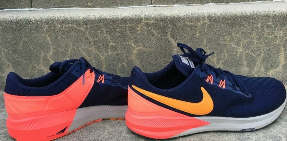 Nike Zoom Structure 22 - Side