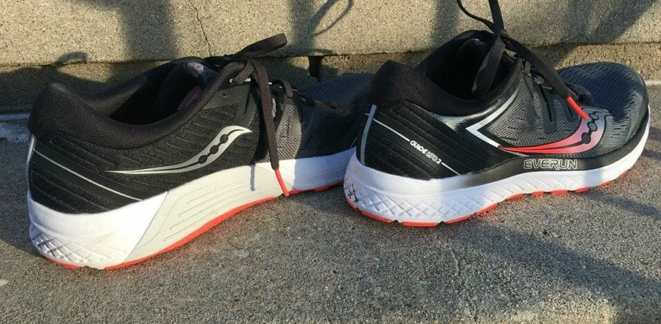 Saucony Guide ISO 2 - Medial Side